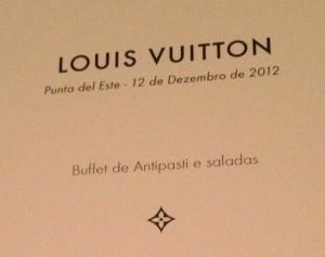 Sabor mediterrâneo no jantar exclusivo da Louis Vuitton em Punta del Este