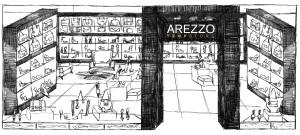 Arezzo abre pop up store no Shopping Iguatemi. Confira