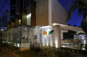 """Restaurante paulista é destaque no Design Awards 2013 da """"Wallpaper"""""""
