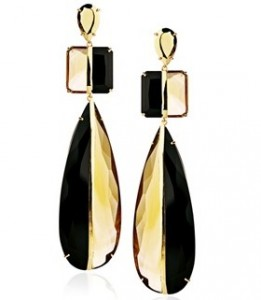 Desejo do dia: os brincos da nova coleção da Atelier Versace
