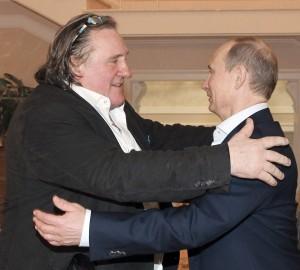 As peripécias de Gerard Depardieu na pátria mãe Rússia. Vem!