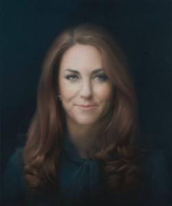 Retrato oficial de Kate Middleton recebe críticas da imprensa. Saiba