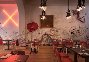 Pisacco: um bistrô contemporâneo e convidativo em Milão