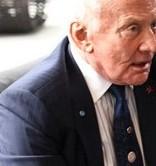 Austronauta Buzz Aldrin em São Paulo: amigos, OVNI e mulheres