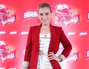 Lethicia Bronstein cria camiseta de Megan Fox para o carnaval do Rio
