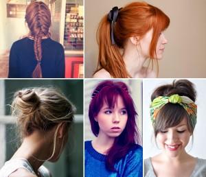 Tá calor, tá calor: Glamurama elege cinco penteados de verão