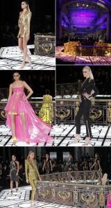 Atelier Versace abre Semana de Moda de Alta Costura com festa