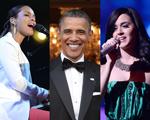 Alicia Keys e Katy Perry vão se apresentar na posse de Barack Obama