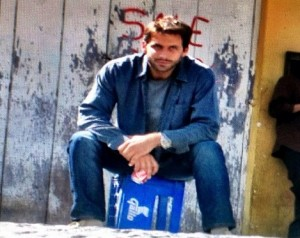Henri Castelli: dias de trabalho e escapadas para diversão na Guatemala