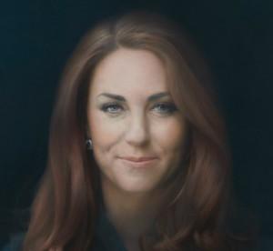 Foi divulgado o primeiro retrato oficial de Kate Middleton, olha só!