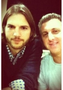 Ashton Kutcher e Mila Kunis: férias dos sonhos nos domínios de Huck