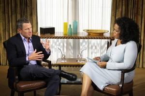 Para Oprah Winfrey, Lance Armstrong admite uso de substâncias ilegais