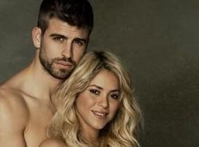 Nasceu Milan, filho de Shakira e Gerard Piqué
