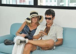 Carla Bensoussan e Antônio Lavareda recebem para almoço no Recife