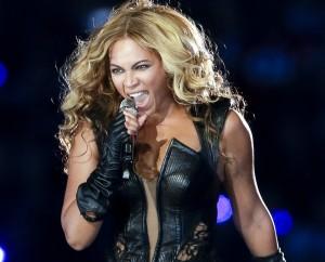Só ela! Beyoncé consegue mais audiência que o próprio Super Bowl