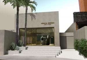 Adriana Degreas inaugura loja nos Jardins unindo moda e arte