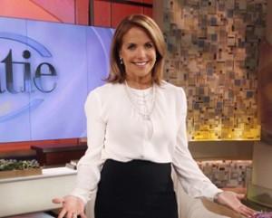 Katie Couric confirma segunda temporada de seu programa de talk show
