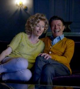 David Bowie lança clipe fashion e andrógino estrelando Tilda Swinton