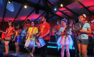 Sargento Pimenta arrasa em mais um evento dos Bailes do Rio