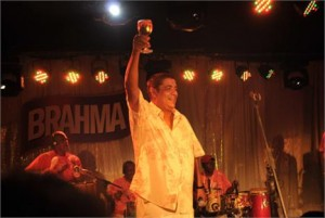 Zeca Pagodinho vai tocar música nova no Camarote Brahma-SP