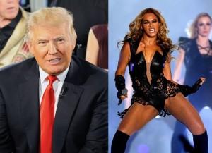 "Donald Trump sobre o show de Beyoncé: ""Ridículo e inapropriado"""