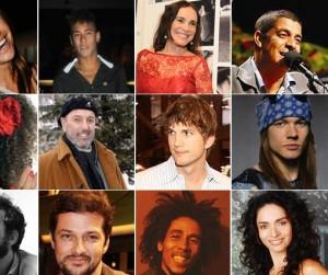 O que Bob Marley, Axl Rose e Regina Duarte têm em comum?
