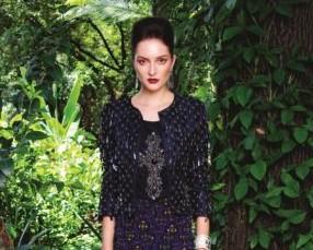 Daslu desfila coleção e inaugura área de beleza no Shopping Cidade Jardim