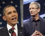 Barack Obama fala hoje de geração de empregos. E terá Tim Cook, da Apple, na plateia vip