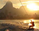 A dica Suzuki SX4 desta quinta vem do Rio: wakeboard na Lagoa Rodrigo de Freitas