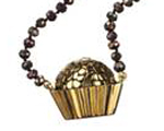 Desejo do dia: joias de brigadeiro de Pablo Lozano. Luxo!