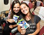 Glamurama Jet e Nesfit levam uma sortuda para o Carnaval de Salvador