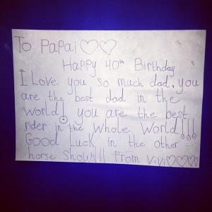 Doda Miranda publica bilhetinho amoroso no Instagram. Vem ler!