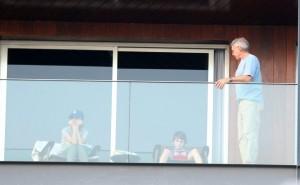 Harrison Ford não parou nesse domingo… Vem ver o que mais ele fez