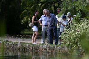 Harrison Ford passa dia de Indiana Jones no Rio. Vem ver os cliques