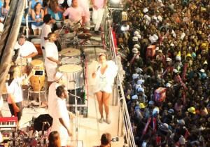 Circuito Barra-Ondina: Ivete Sangalo e Dan Miranda só no Ziriguidum