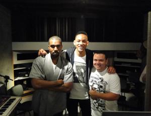 Kanye West e Will Smith conhecem o funk com DJ de Roberto Carlos