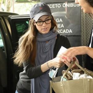 """Allison Williams, uma das estrelas da série """"Girls"""", está em São Paulo"""