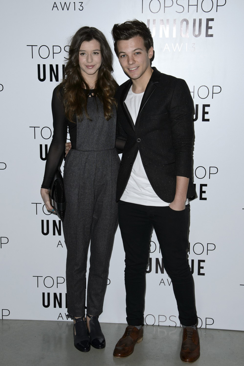 Eleanor Caldor e Louis Tomlinson