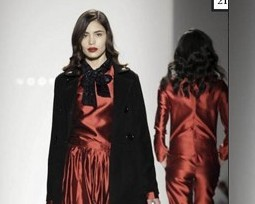 Confira o que rolou no segundo dia da Semana de Moda NY
