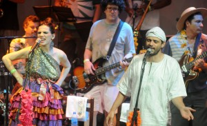 Orquestra Imperial atrai Bebel Gilberto, Luana Piovani, Emanuelle Araújo e mais!