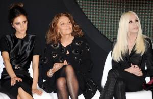 Victoria Beckham é jurada em concurso que escolhe o novo talento da moda