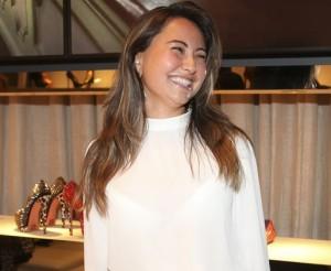 Karina Sato arma festa de um ano para Felipe. Aos detalhes