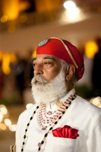 Glamurama conheceu um legítimo marajá na Índia. E ele vem ao Brasil