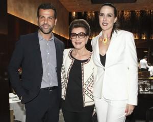 Costanza Pascolato inaugura seu primeiro site com almoço no Fasano