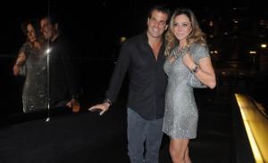 Os convidados da festa de aniversário de Cristiana Arcangeli e Alessandra Nahus