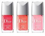 Tons que amamos! Dior lança novas cores de esmaltes para a primavera