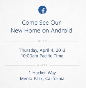 Facebook promove evento misterioso na Califórnia