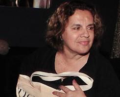 Gilda Mattoso vibra com lançamento de livro em Portugal