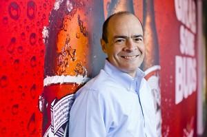 Carlos Brito, presidente mundial da InBev: férias no Rio em família
