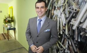 Sandro Barros fechou o Lado B com bate-papo bom sobre casamento